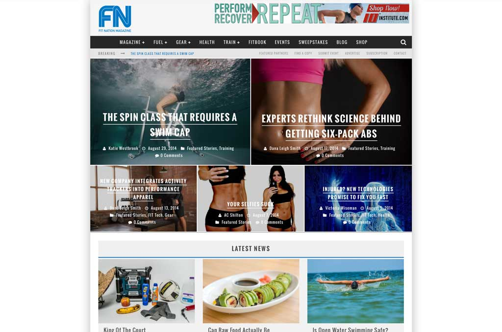 Fit Nation Magazine