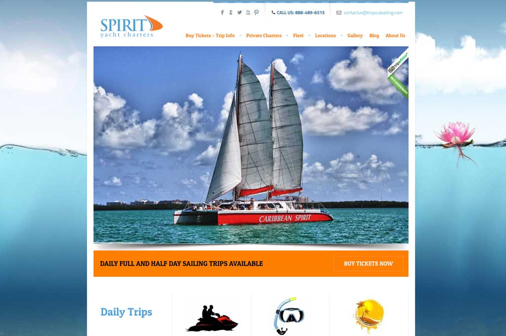 Tropicalsailing, Inc.